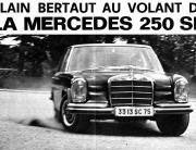 Mercedes 250 SE