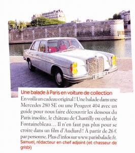 Biba Paris Balade