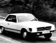 Mercedes 350 W107