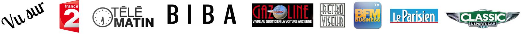 Logo France2 Telematin Biba Gazoline