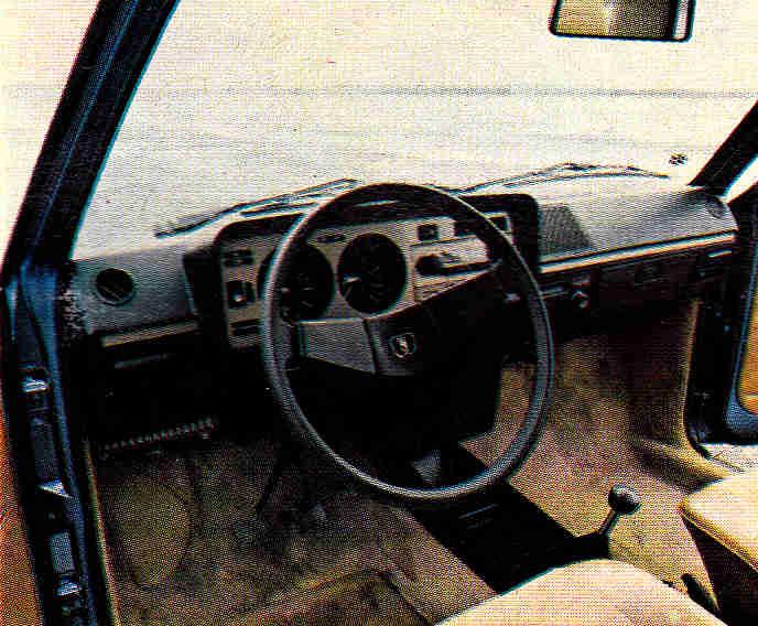 un essai de la volkswagen golf 1500 ls. Black Bedroom Furniture Sets. Home Design Ideas