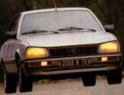 Peugeot 505 Turbo
