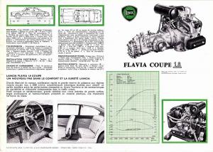 Lancia Flavia Pininfarina brochure