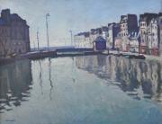 Marquet Bassin du Roy (Le Havre) (1906)