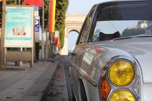 Mercedes Rive droite Paris
