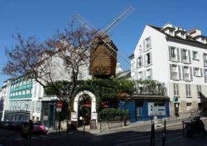 Moulin de la Galette Rive droite Paris