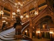 Opera Garnier escalier
