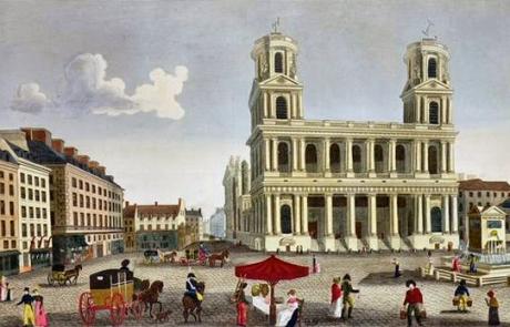 Eglise Saint Sulpice : une longue histoire!