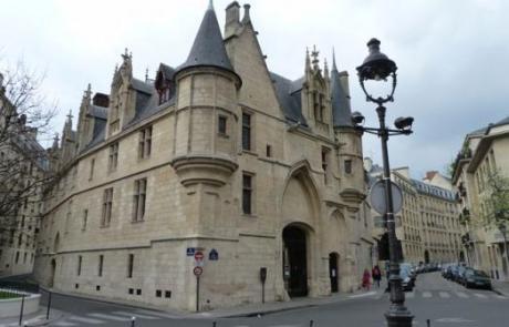 Hôtel de Sens, un des rares vestiges du Moyen Age à Paris