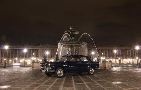 L'Eclairage public des rues de Paris