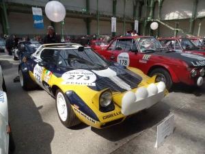 Lancia Stratos HF 1974 Tour Auto 2017