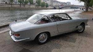 Carrosserie Fiat 2300S