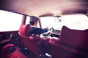 Essai routier Mercedes W108