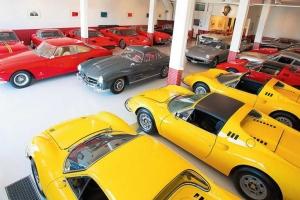 Professionel voiture de collection