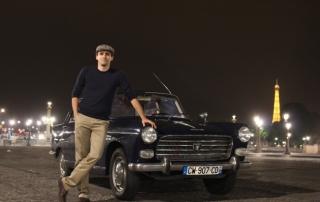 chauffeur Peugeot 404