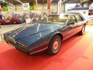 Aston Martin Lagonda ex-Omar Bongo