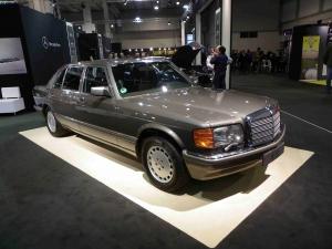Mercedes 560 SEL W126