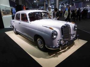 Mercedes W180