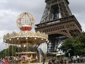 tour de manège gratuit à Paris