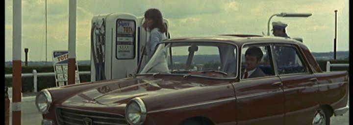 Belmondo Peugeot 404