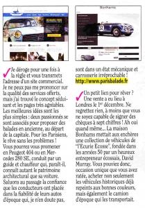 Gazoline Paris Balade