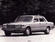 Mercedes 350 SE W116