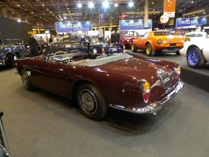 Lancia Flaminia Touring Convertible