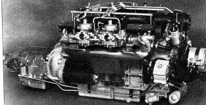 Moteur XJ12