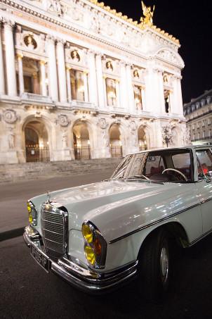 Mercedes W108 Opera Garnier