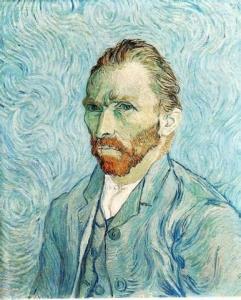 Autoportrait, 1889
