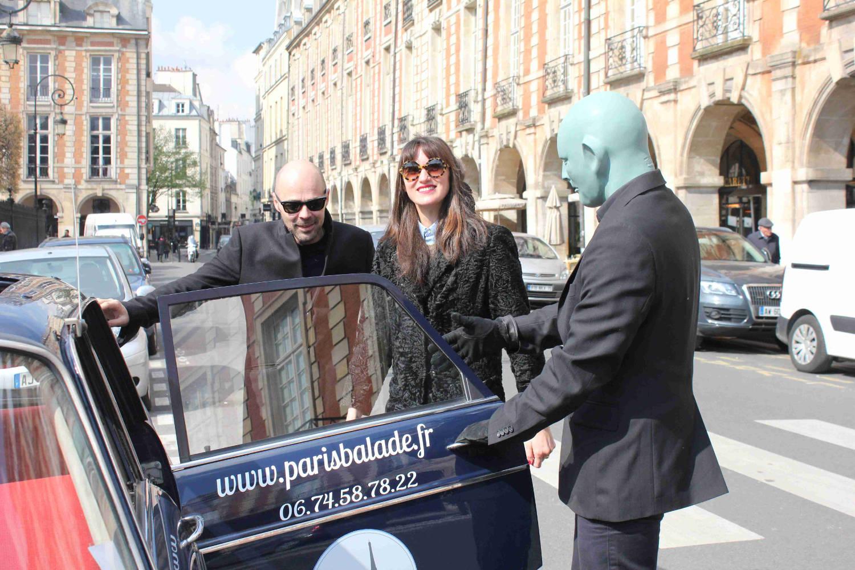 Fantomas Paris Balade