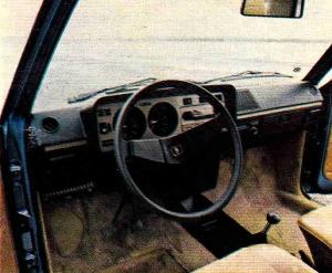 Tableau de bord Volkswagen Golf
