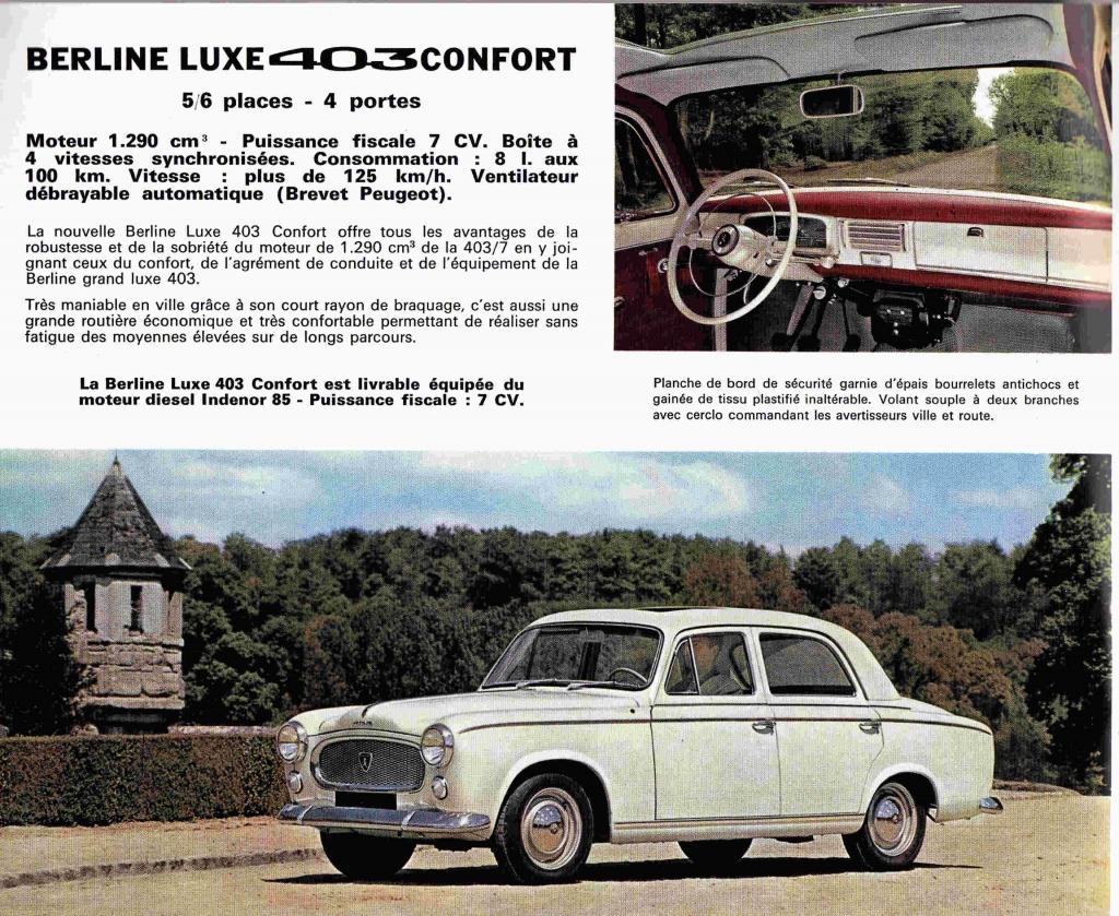 Peugeot 403 4