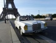 Mercedes W108 La Tour Eiffel