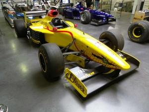 Jordan Peugeot 1997