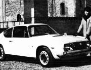 Lancia Fulvia zagato Sport
