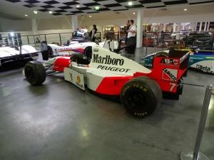 Mclaren Peugeot 1994