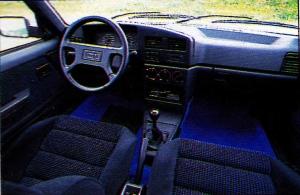 Tableau de bord Peugeot 309 GTI
