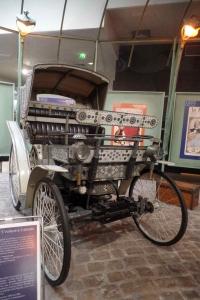 Peugeot Type 4 vis-a-vis