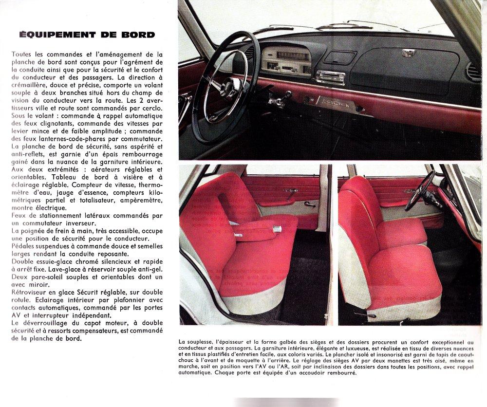 Brochure Peugeot 404 p4