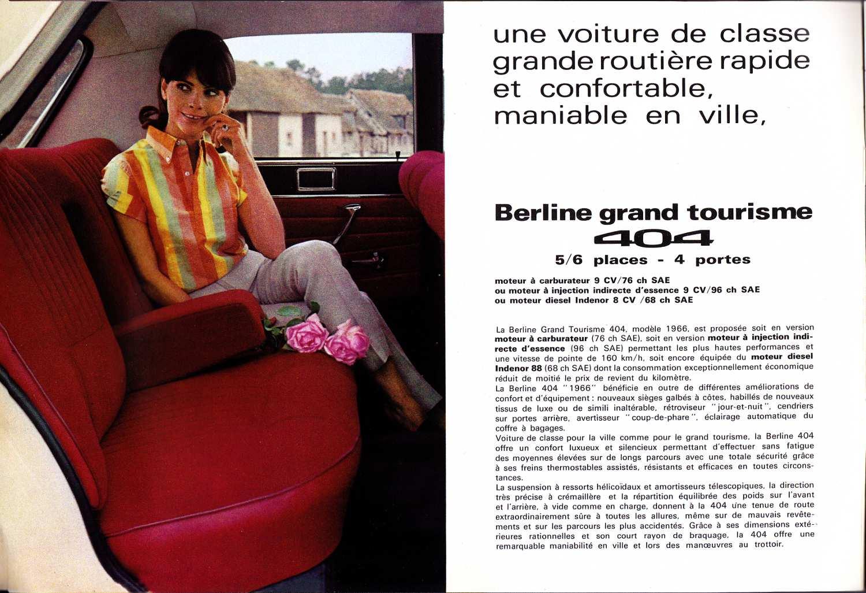 Peugeot 404 1966 p2
