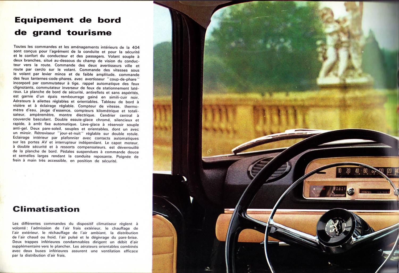 Peugeot 404 1966 p4