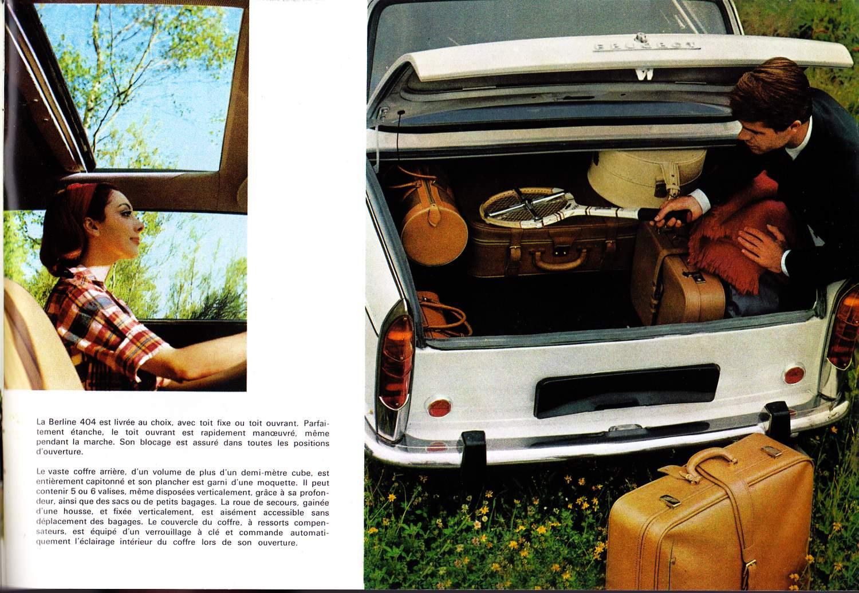 Peugeot 404 1966 p7