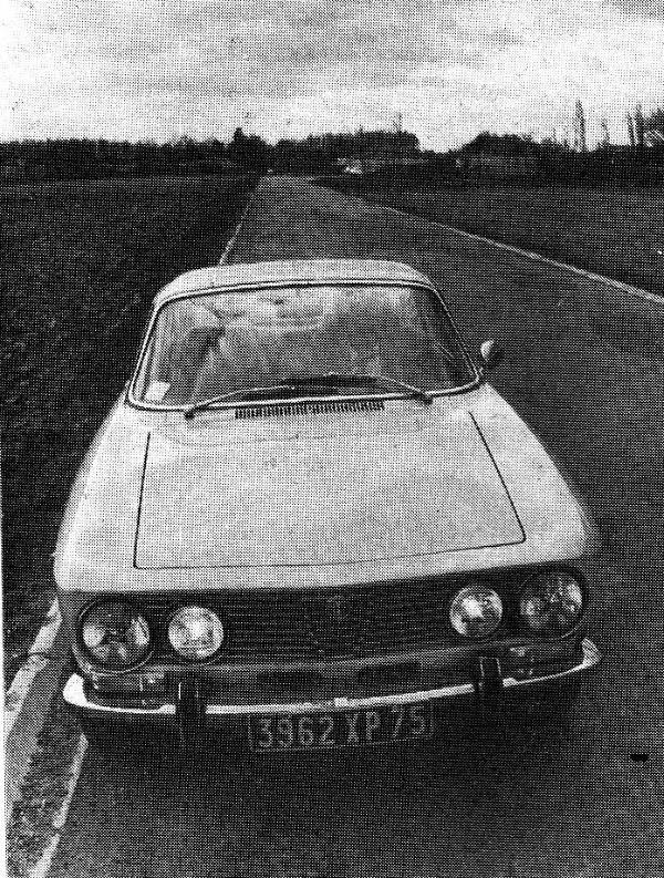 Afla Romeo 2000 GTV
