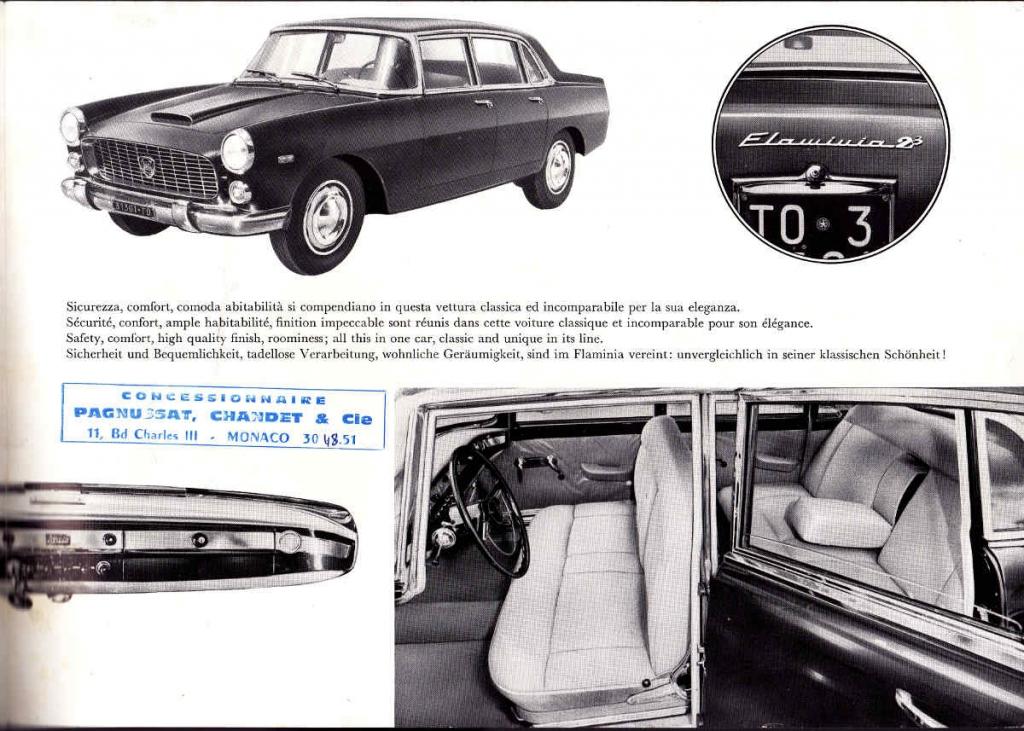 Lancia Flaminia p3