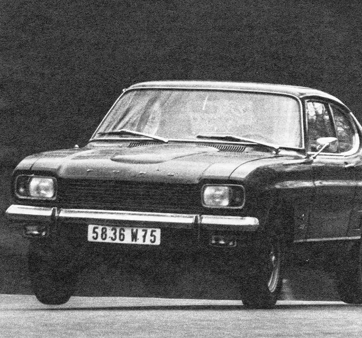 Ford Capri 2300 GT