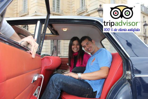 Balade visiter Paris