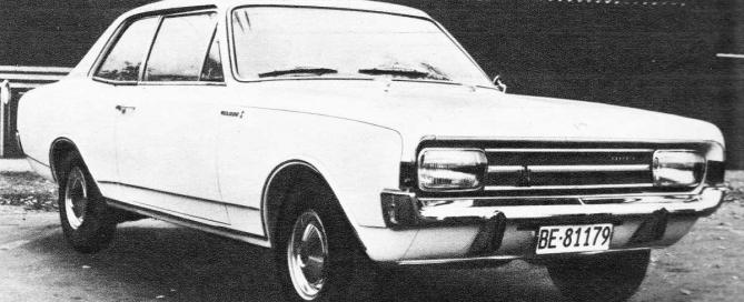 Opel Rekord C