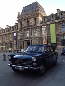 Peugeot 404 Louvre