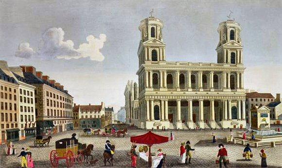 Eglise saint Sulpice XIXe
